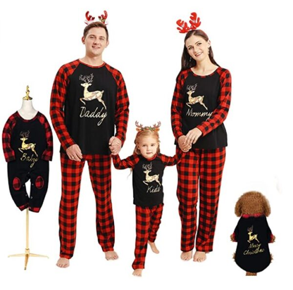 pijama familiar